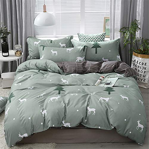 SSHHJ Duvet Cover Bedding Sets Fashion Bed Sheets Single Twin Full Queen Sizes Children's E 220x240cm