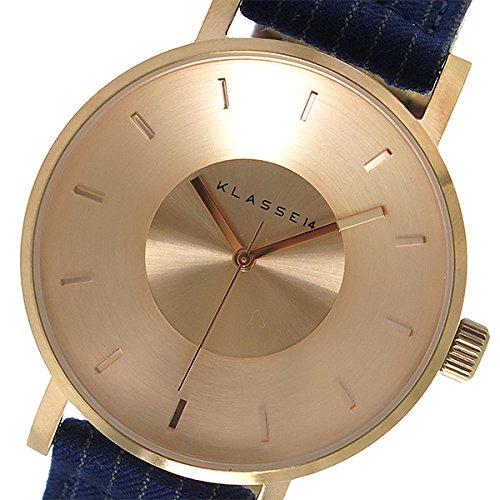 クラス14 KLASSE14 クオーツ ユニセックス 腕時計 VO16SA009M ピンクゴールド mirai1-554144-ak [並行輸入品] [簡易パッケージ品] B078K9MRW8