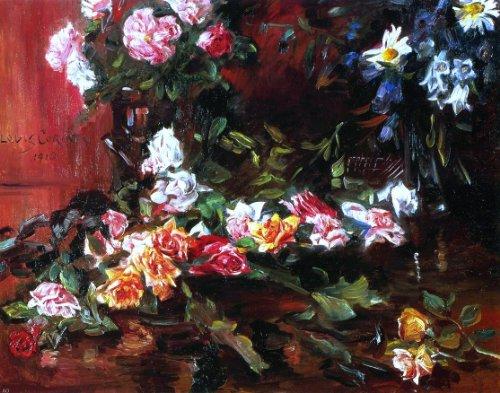Lovis Corinth Roses - 20.1