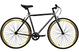 Gama Bikes Alley Cat Mens Commuter Bike