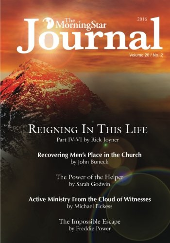 Read Online The MorningStar Journal Volume 26, Issue 2 Color PDF