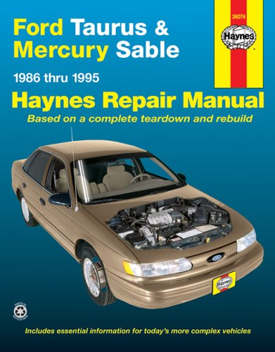 ford-taurus-mercury-sable-1986-thru-1995-haynes-automotive-repair-manual