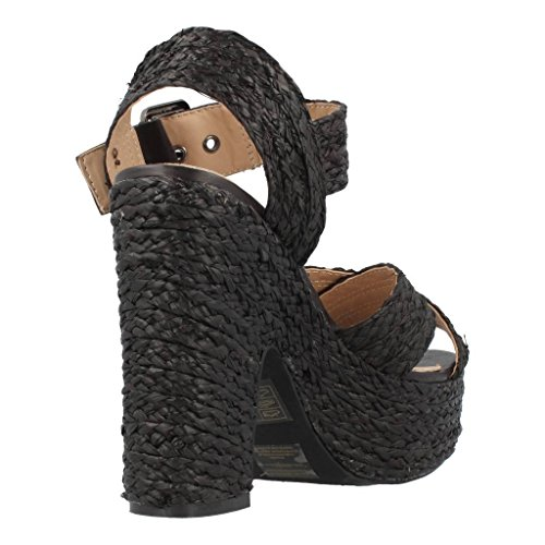 Y Hueso Mtng Sandalias Mujer Loli Hueso Chanclas Color Negro Para Modelo c24892 Marca Mujer Mtng TXddU4qw