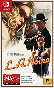 L.A Noire Nintendo Switch