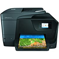 HP OfficeJet Pro 8710 All-in-One Wireless Printer with Mobile Printing, Instant Ink ready (M9L66A)