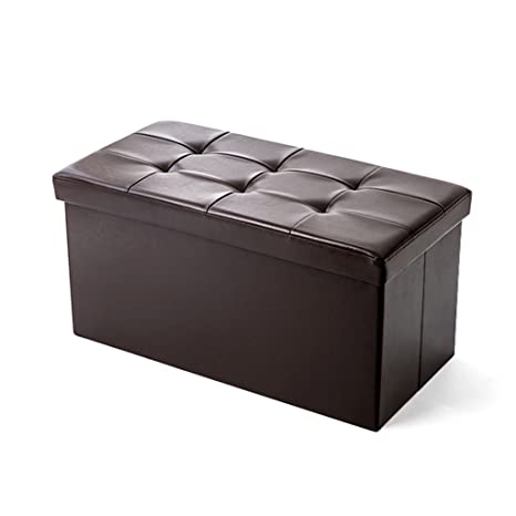 Amazon.com: WYGG China-Stool Footstool Foldable Storage ...