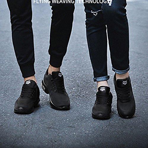 Sport 41EU De Course Chaussures Pour Hommes Chaussures Femmes Men'sandwomen'sBlack Et 2Mashups De B8wP68qx4