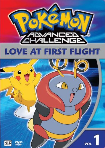pokemon advanced challenge dvd - 1