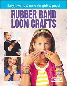 amazoncom rubber band loom crafts 9781464715495