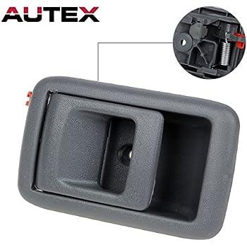Autex 1pcs Interior Front Rear Left Driver Side Fl Door Handle For 2001 2002 2003