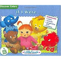 LeapFrog LittleTouch LeapPad Educational Book: If I Were?