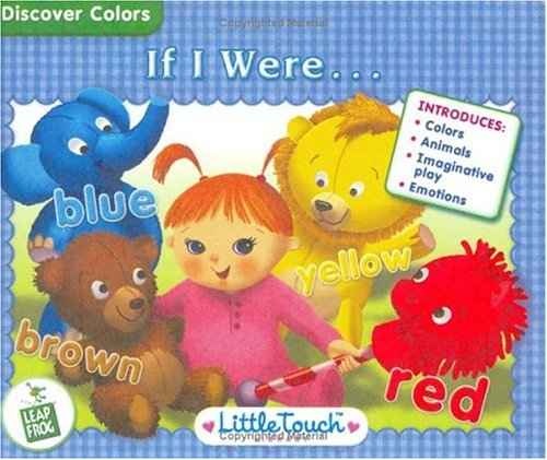 LeapFrog LittleTouch LeapPad Educational Book: If I Were? by LeapFrog (Image #1)
