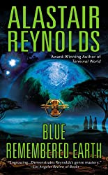 Blue Remembered Earth (Poseidon's Children Book 1)
