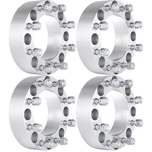 "ECCPP 4X 2"" Wheel Spacers Adapters 8x170 to 8x170 8 for sale  Delivered anywhere in USA"