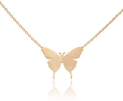 Amazon Com My Very Best Butterfly Necklace Just When The