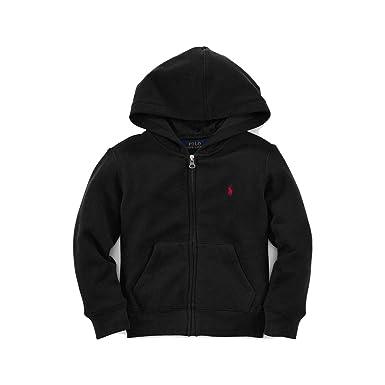 9a795185c Amazon.com  Polo Ralph Lauren Boy s Full-Zip Hoodie