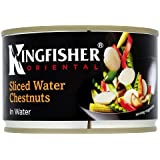 Kingfisher Sliced Water Chestnuts, 225g