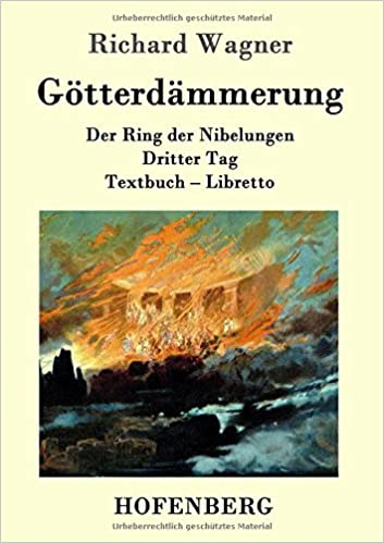 Götterdämmerung (German Edition)