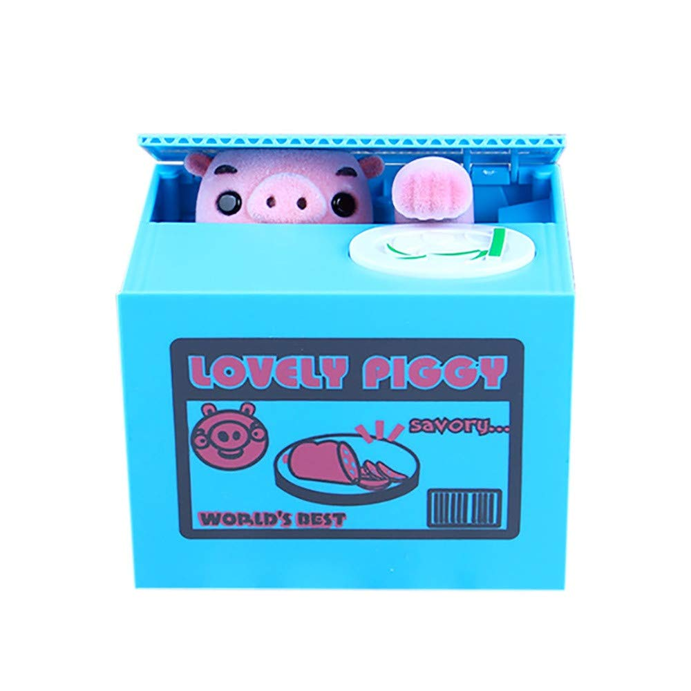 TianranRT MonkeyPiggy - Monedero para niños, Multicolor ...