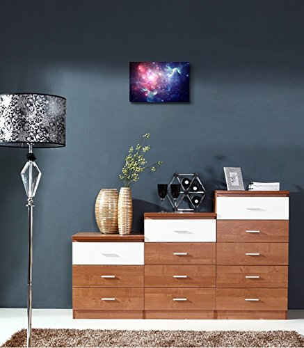 Colorful Space Nebula Beautiful Universe Outer Space Wall Decor