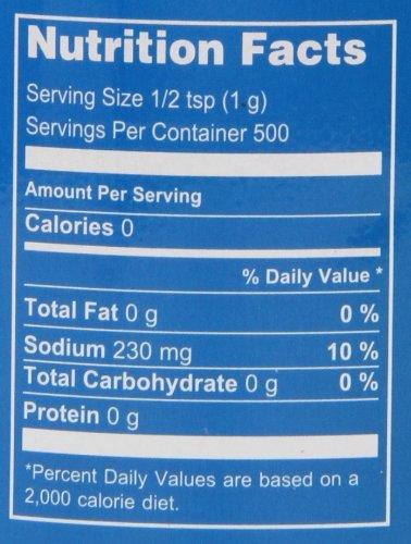 Vegeta Gourmet Seasoning Tin, 17.5-Ounce (Pack of 4) by Vegeta (Image #1)