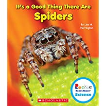 Rookie Read-About Science: It's a Good Thing There Are Spiders