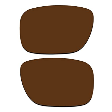 b9b891a3fe3 Amazon.com  aCompatible Replacement Bronze Brown Polarized Lenses for Oakley  Holbrook Sunglasses  Sports   Outdoors