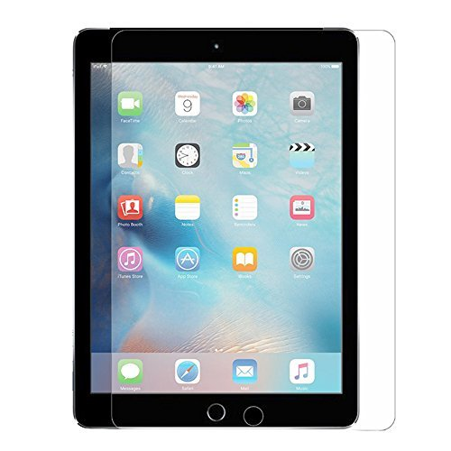 Supone 2-Pack iPad 2 3 4 Glass Screen Protector, 9H