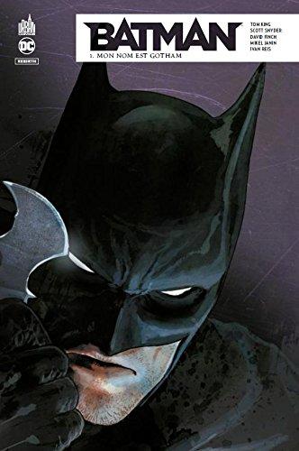 comics batman rebirth