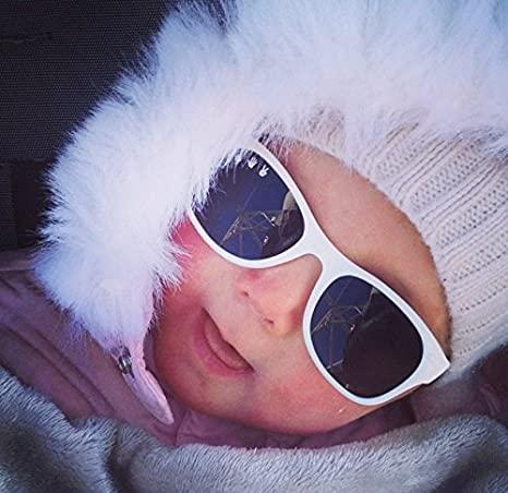 Falcor Roshambo Baby shades Unbreakable Sunglasses 100/% UVA//UVB Protection for Babies 0-18months