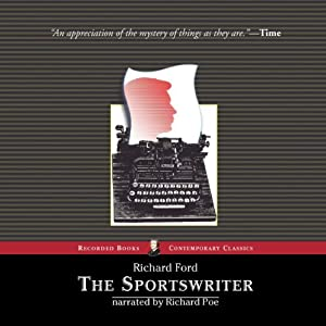 The Sportswriter Audiobook