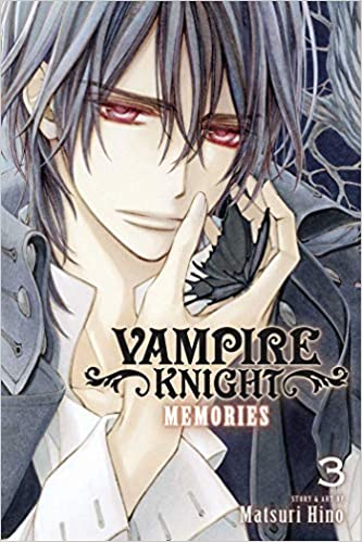 Vampire Knight 3 Vol Memories
