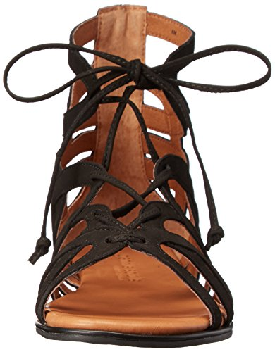 Gentle Gladiator My Sandal Souls Break Women's Black Heart gqvwg6ra