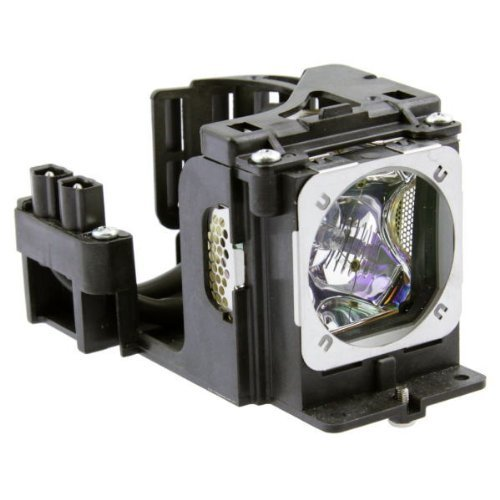 Panasonic PT-D5700E Replacement Lamp and Housing Assembly with High Quality Genuine Original Ushio Bulb Inside Expert Lamps Single Lamp