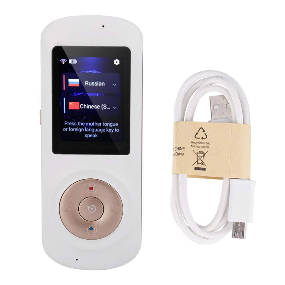 Dispositivo portátil inteligente de traducción de voz, WiFi ...