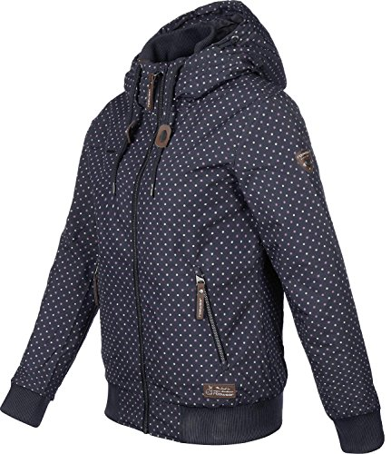 Bleu Ragwear Nuggie Rose A Jacket Navy HaYw7qa