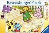 "Ravensburger Puzzle: Playtime with Corduroy (60 pcs) 14 3/16"" x 10 1/4"""