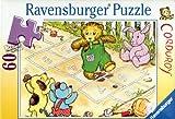 "Ravensburger Puzzle: Playtime with Corduroy (60 pcs) 14 3/16"" x 10 1/4"""