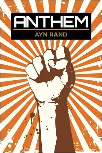 Amazon Com Anthem 9781619490901 Rand Ayn Books