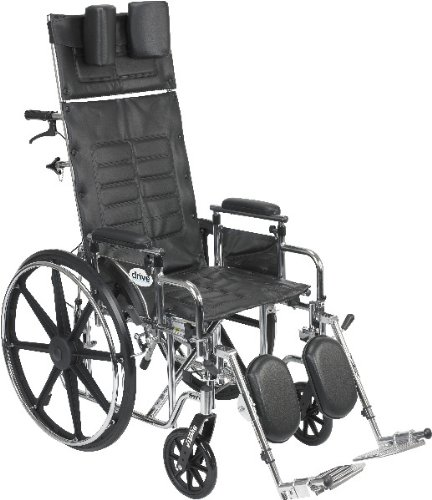 Sentra Reclining Wheelchair 1 pcs sku# 478568MA
