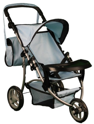 Adjustable Handle Doll Stroller - 5