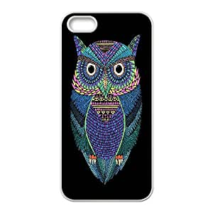 Generic Case Art Owl For iPhone 5,5S 123GY73880