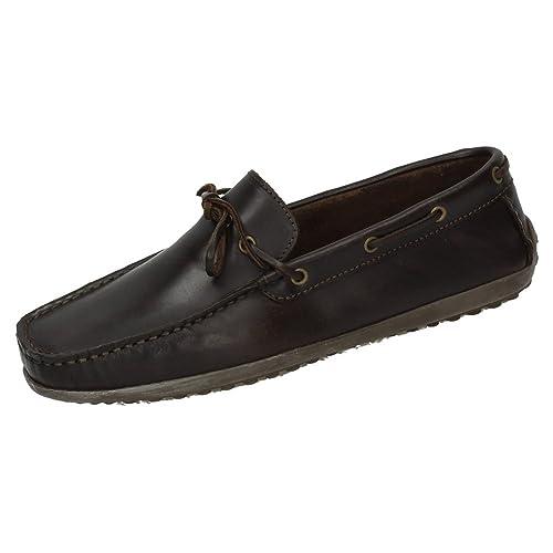 Zapatos Horas Hombre 48 51650310 Mocasín Piel 48horas jq5ARL34