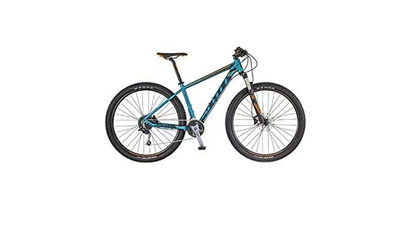 Scott Aspect 730 - Bicicleta de montaña, color negro, azul y rojo ...