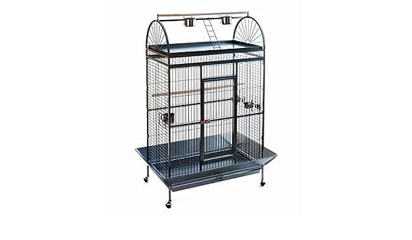 Estilo antiguo funda para Parrot Cage - Un Elegante Aviary Que ...