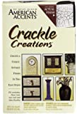 Rust-Oleum 7970802 Crackle Creations Spray, Venetian White, 12-Ounce, 2-Pack