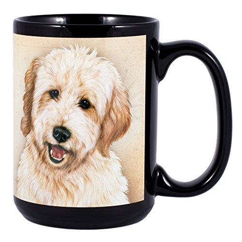 Goldendoodle Breed Traits Ceramic Stoneware product image