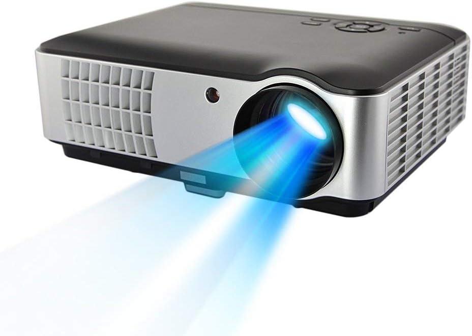Proyector Rd-806 2500 Lumen 1280800 Full HD LED 3D Cine En Casa ...