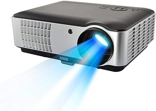 Proyector Rd-806 2500 Lumen 1280800 Full HD LED 3D Cine En ...