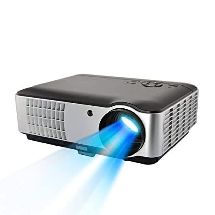 Amazon.com: GAO Projector RD-806 2500 Lumen 1280800 Full HD ...